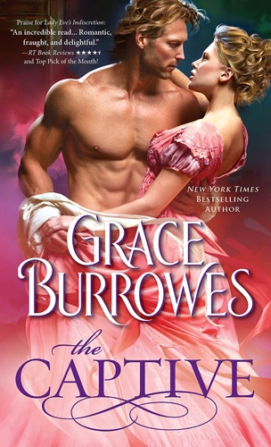 Grace Burrowes - The Captive