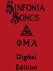 Phi Mu Alpha Sinfonia - Sinfonia Songs Digital Edition  artwork