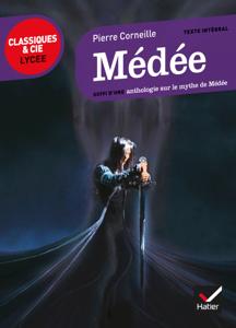 Médée La couverture du livre martien