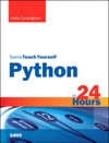 Python In 24 Hours Sams Teach Yourself 2e