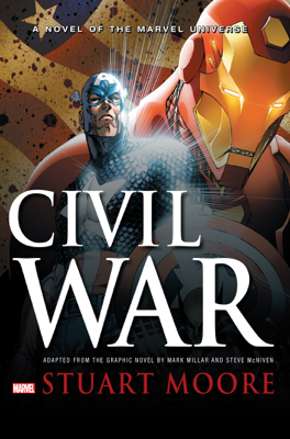 Civil War - Stuart Moore book