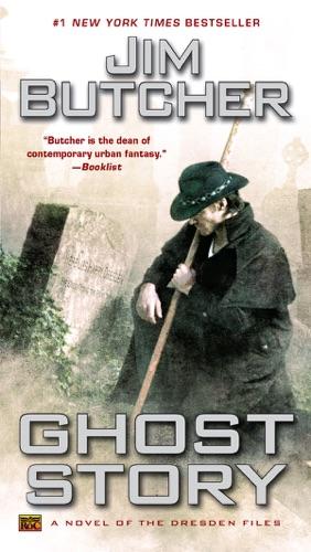 Jim Butcher - Ghost Story