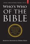 Whos Who Of The Bible