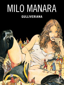 Gulliveriana Libro Cover