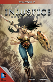 Injustice: Gods Among Us #7 book