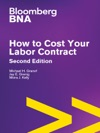How To Cost Your Labor Contract