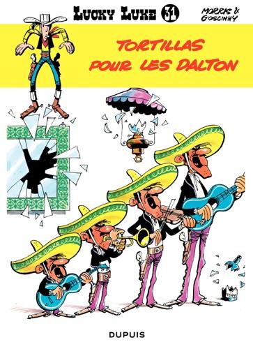 Lucky Luke - Tome 31 - Tortillas pour les Dalton