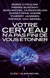 Votre cerveau n'a pas fini de vous étonner La couverture du livre martien