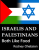 Rodney Ohebsion - Israelis and Palestinians Both Like Food grafismos