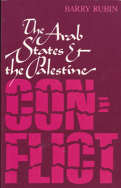 The Arab States and the Palestine Conflict book