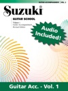 Suzuki Guitar School - Volume 1 Revised