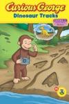 Curious George Dinosaur Tracks CGTV Read-aloud