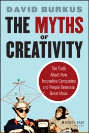 Download and Read Online The Myths of Creativity