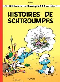 Les Schtroumpfs - tome 08 - Histoires de Schtroumpfs