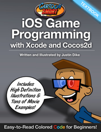 iOS Game Programming with Xcode and Cocos2d