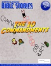 Nothrics Amazing Bible Stories For Kids The 10 Commandments