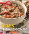 Betty Crocker Easy Slow Cooker Recipes HMH Selects