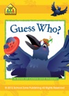 Guess Who Halloween Interactive Read-along