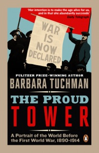 The Proud Tower Book Cover