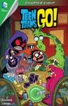 Teen Titans Go 2014-  8
