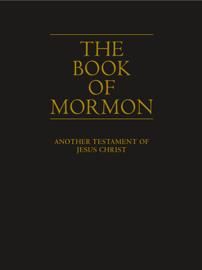 The Book of Mormon book