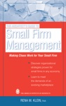 The Architects Guide To Small Firm Management