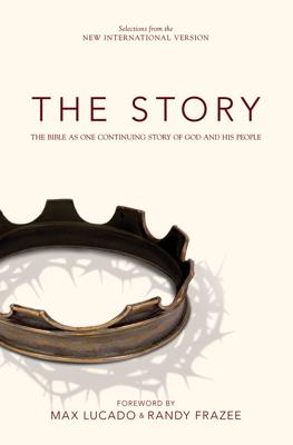 NIV, The Story, eBook - Zondervan book