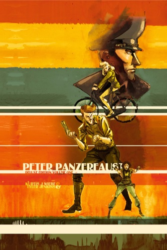 Peter Panzerfaust Deluxe Edition, Vol. 1
