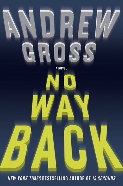 No Way Back - Andrew Gross book cover