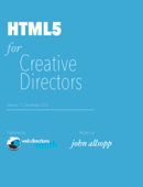 HTML5 for Creative Directors