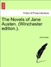 The Novels Of Jane Austen Winchester Edition VOLUME I