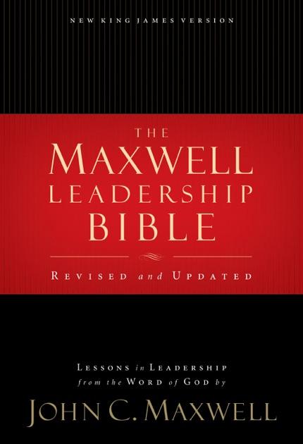 Nkjv maxwell leadership bible ebook by john c maxwell on ibooks fandeluxe Gallery
