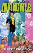 Invincible, Vol. 7: Three's Company Book Cover