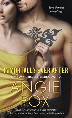 Angie Fox - Immortally Ever After