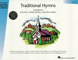 Traditional Hymns Level 1 (Songbook)