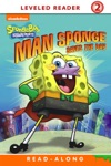 Man Sponge Saves The Day Read-Along Storybook SpongeBob SquarePants