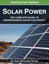 Solar Power: Interactive Version