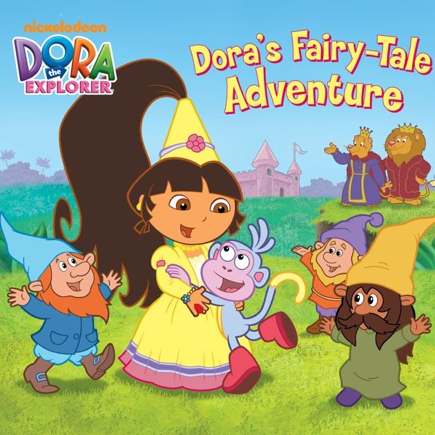 Dora's Fairytale Adventure (Dora the Explorer) by ...