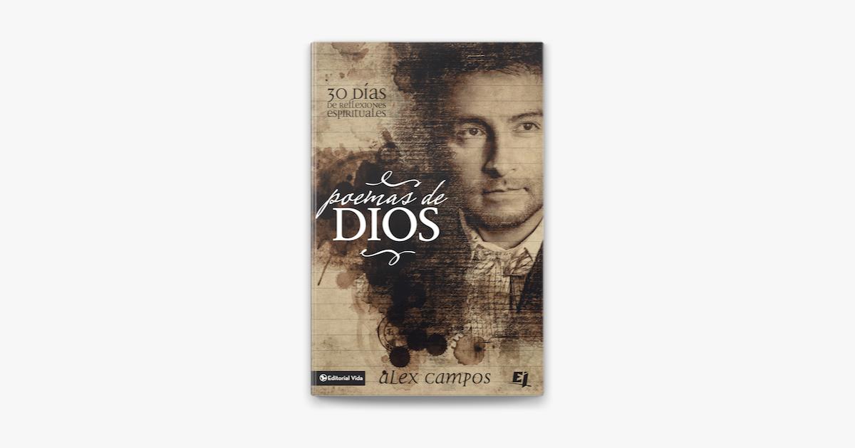 Poemas de Dios - Alex Campos