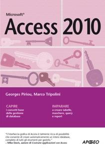 Access 2010 Book Cover
