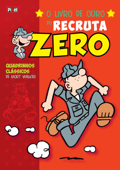 O livro de ouro do Recruta Zero Book Cover