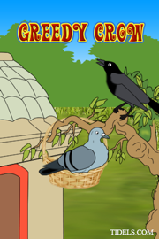 Greedy Crow book
