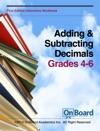 Adding  Subtracting Decimals
