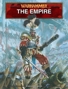 Warhammer: The Empire (Interactive Edition) Book Cover