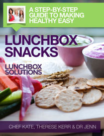 Lunchbox Solutions - Snacks book