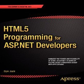 Html5 Programming For Asp Net Developers