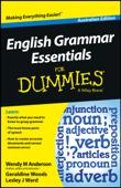 English Grammar Essentials For Dummies - Australia