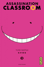 Assassination classroom - Tome 3