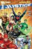 Geoff Johns & Jim Lee - Justice League (2011-2016) #1  artwork