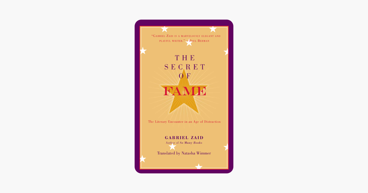 ‎The Secret of Fame